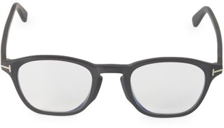 Tom Ford 51MM Blue Block Optical Glasses