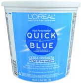 L'Oreal Paris Quick Blue Pwder Bleach 450 gm Extra Strength