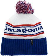 Patagonia intarsia logo hat