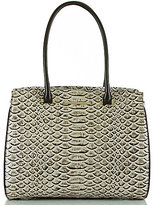 Brahmin Dogwood Collection Alice Carryall Tote