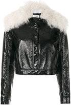 Courreges shearling jacket