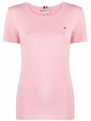 Essentials organic-cotton T-shirt
