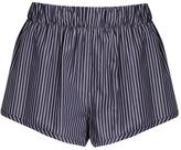 Stella McCartney Striped cotton boxer shorts