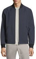 Theory Furg HL Neoteric Shirt Jacket, Navy