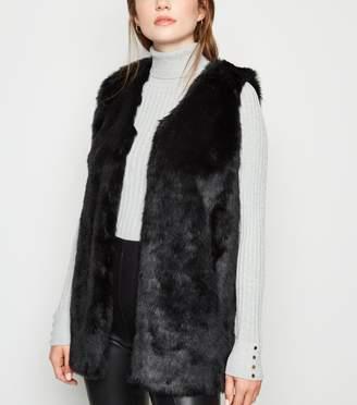 New Look Faux Fur Gilet