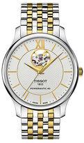 Tissot Tradition Powermatic 80 Open Heart Watch