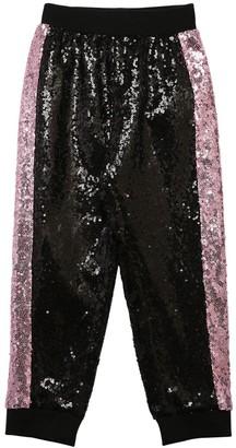 MonnaLisa Sequined Sweatpants