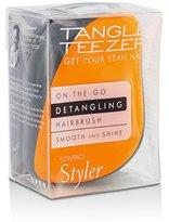 Tangle Teezer Compact Styler On-The-Go Detangling Hair Brush - # Orange Flare - 1pc