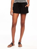 """Old Navy Soft Shorts for Women (3 1/2"""")"""