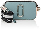 Marc Jacobs Women's Snapshot Crossbody Bag-Blue