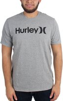 Hurley Mens One & Only Color Premium T-Shirt