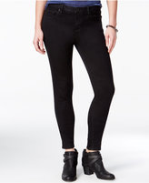 American Rag Black Wash Super-Skinny Jeans, Only at Macy's