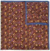 Chloé floral scarf