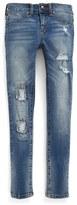 Joe's Jeans Girl's 'Mended' Jeggings