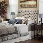Pier 1 Imports Sofia Sand Adjustable King to California King Headboard