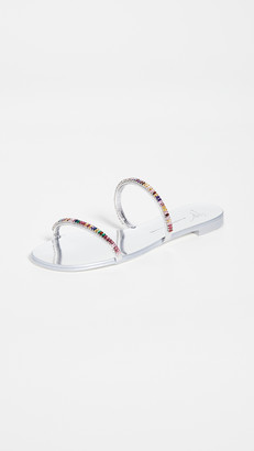 Giuseppe Zanotti Metal Strap Sandals
