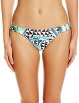 Mara Hoffman Women's Ruched Brazilian Bikini Bottom