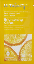 Ulta Brightening Citrus Skin Energizing Sheet Mask