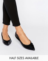 Asos LEONA Pointed Ballet Flats