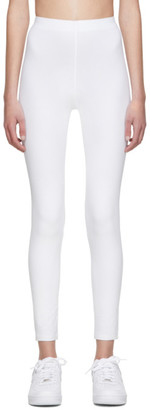 Gil Rodriguez White Benton High Waist Leggings