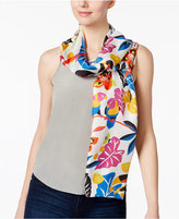 Echo Cut-It-Out Silk Oblong Scarf