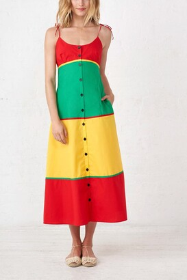 La Ligne Spaghetti Dress