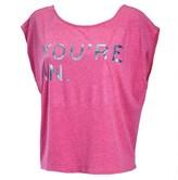 New Balance HKNB Graphic Dance T-Shirt (For Women)