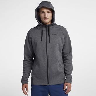 Nike Men's Full-Zip Training Hoodie Therma