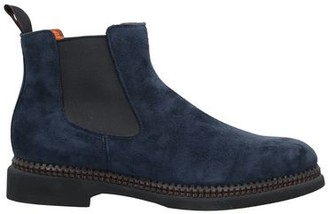 Santoni Ankle boots