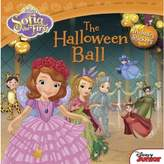 The Halloween Ball: Includes Stickers (Sofia the First) (Paperback) by Lisa Ann Marsoli