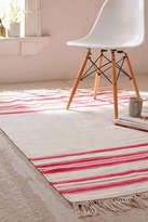 Urban Outfitters Varo Woven Stripe Rug