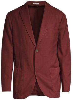 Boglioli Wool Twill Jacket