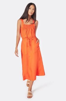 Joie Petrina Linen Dress