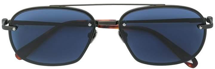 Brioni round shaped sunglasses