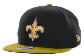 New Era Kids New Orleans Saints Baycik 9FIFTY Snapback Cap