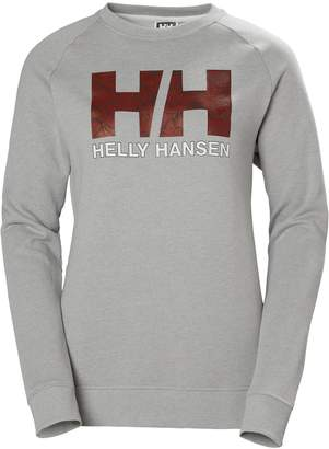 Helly Hansen Graphic Long-Sleeve Sweatshirt