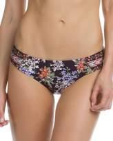Becca Floral Cottage Hipster Swim Bottom
