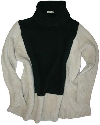 Celine Ecru Cashmere Knitwear for Women