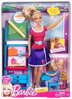 Barbie I Can Be... Teacher Doll Playset
