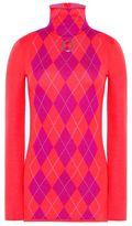 Stella McCartney pink turtleneck sweater