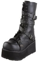 Pleaser USA Demonia by Men's Trashville-205 Buckle Boot