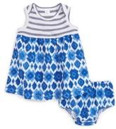 Nordstrom Infant Girl's Mix Print Dress & Shorts Set