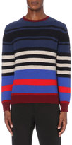 Moncler Striped Wool Jumper