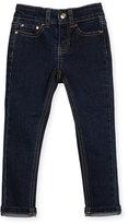 Kate Spade Stretch Denim Skinny Jeans, Indigo, Size 7-14