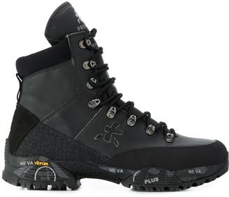 Premiata Mid-Treck Boots