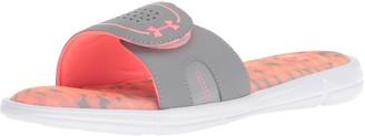 Under Armour Women's Ignite VIII Edge Slide Sandal