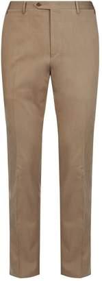Corneliani Tailored Cotton Trousers