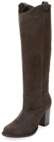 Harica Suede Tall Boot