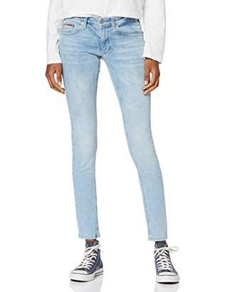 Tommy Jeans Women's Low Rise Skinny Sophie Hwlt Straight Jeans,W28/L30 (Size: 3028)