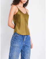 KENDALL + KYLIE KENDALL & KYLIE V-neck satin camisole